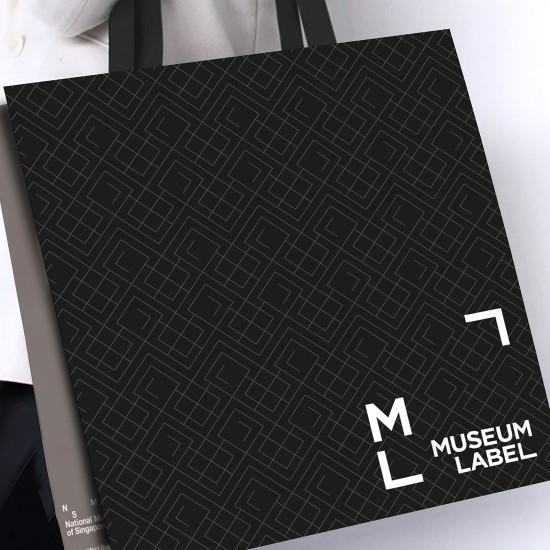 Museum Label Branding - Singapore