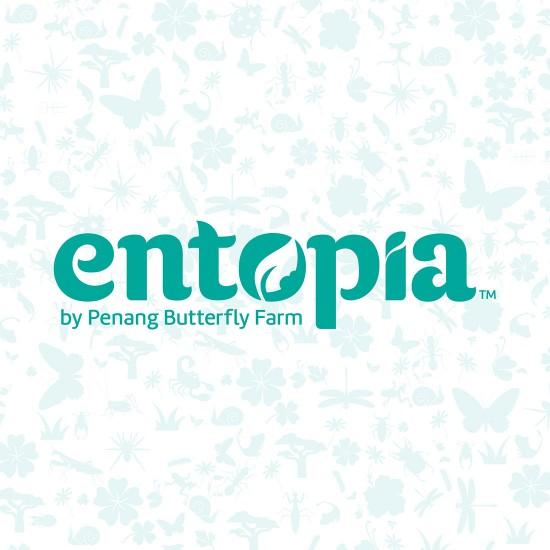 Entopia Penang Butterfly Farm Branding - Malaysia