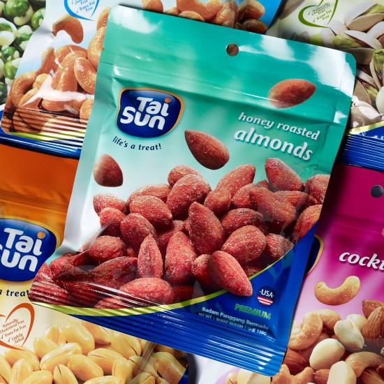 Tai Sun Nuts Packaging - Singapore