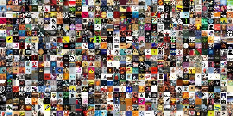 album-covers-collage