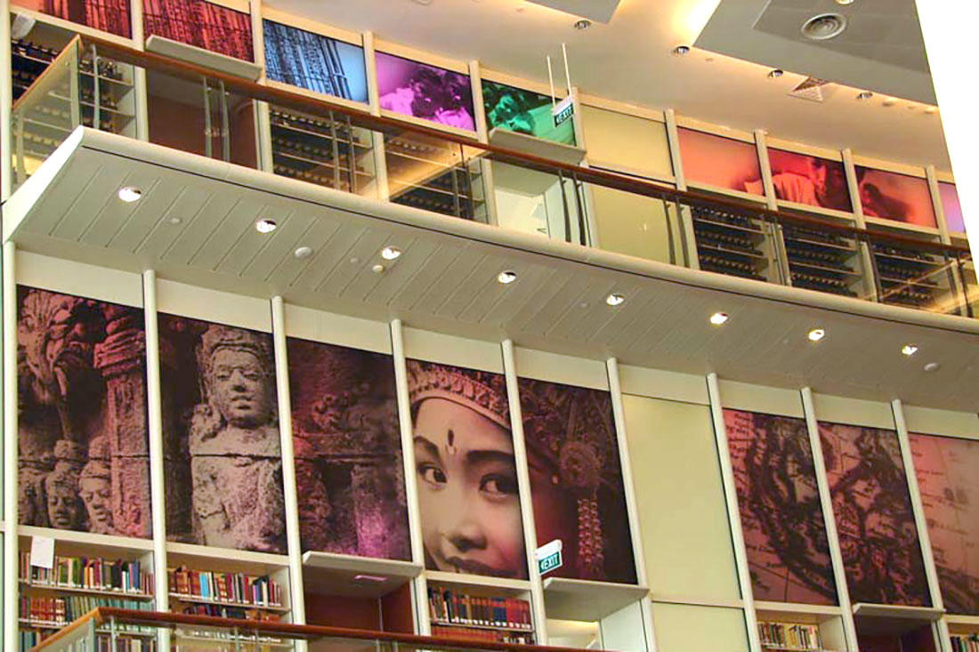 NLB National Library Board Branding - Singapore