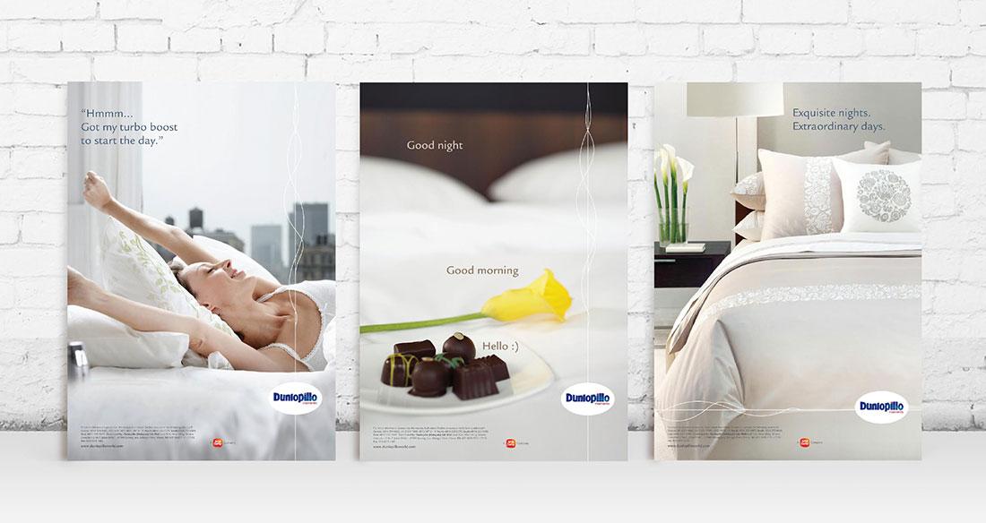 Dunlopillo Branding - Malaysia