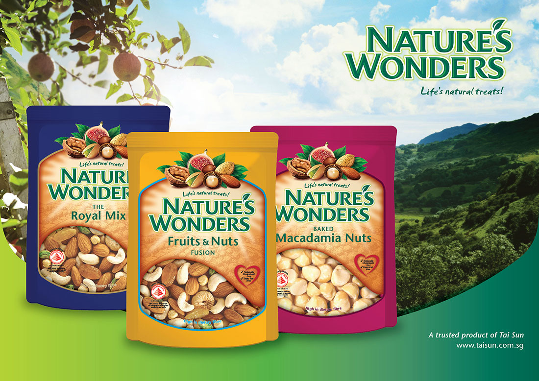Nature S Wonders Nuts