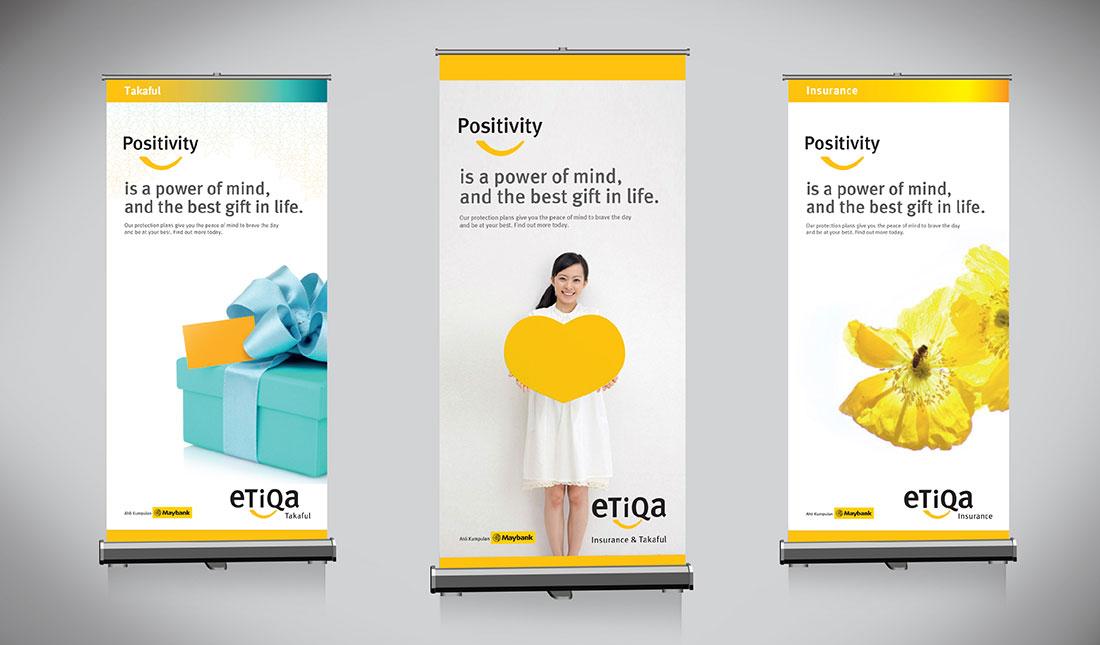Etiqa Branding - Malaysia