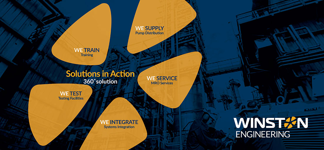 Winston Engineering Branding - Singapore